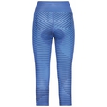Collant 3/4 Cycle ZEROWEIGHT PRINT pour femme, amparo blue - diving navy, large