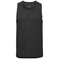 Men's MILLENNIUM Singlet, black melange, large