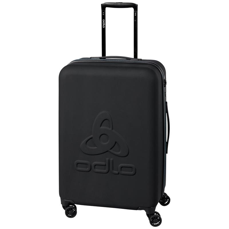 RW 70 Trolley Suitcase, black, large