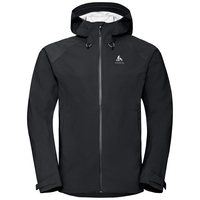 Men's CAIRNGORM 3L Hardshell Jacket, black, large