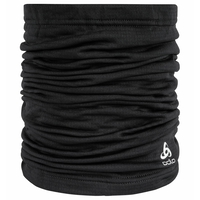 Tour de cou unisexe ACTIVE THERMIC, black melange, large