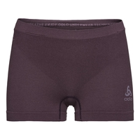 PERFORMANCE LIGHT-sportondershort voor dames, plum perfect - quail, large