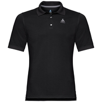 Polo shirt s/s RICHARD RT, black, large