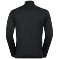 Men's ALAGNA 1/2 Zip Midlayer, black, large