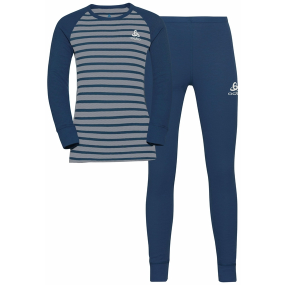 ACTIVE WARM ECO KIDS Baselayer Set