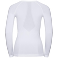 Women's PERFORMANCE EVOLUTION Base Layer Long-Sleeve Top, white, large