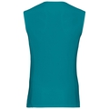 Ceramicool baselayer singlet men, lake blue - black, large