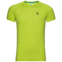 Men's ACTIVE F-DRY LIGHT Sports Underwear T-Shirt, acid lime, large
