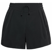 Damen MAHA WOVEN Shorts, black, large