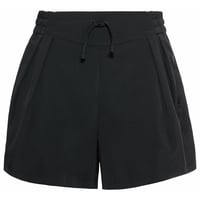 Women's MAHA WOVEN Shorts, black, large