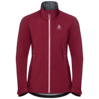 LOLO Softshell-jas voor dames, rumba red, large
