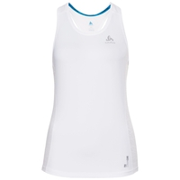 BL Top Crew neck Singlet CERAMICOOL pro, white, large