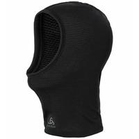 Uniseks ACTIVE THERMIC-gezichtsmasker, black melange, large