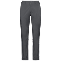 Pants CONVERSION, odlo graphite grey, large
