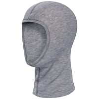 ORIGINALS WARM Face Mask, grey melange, large