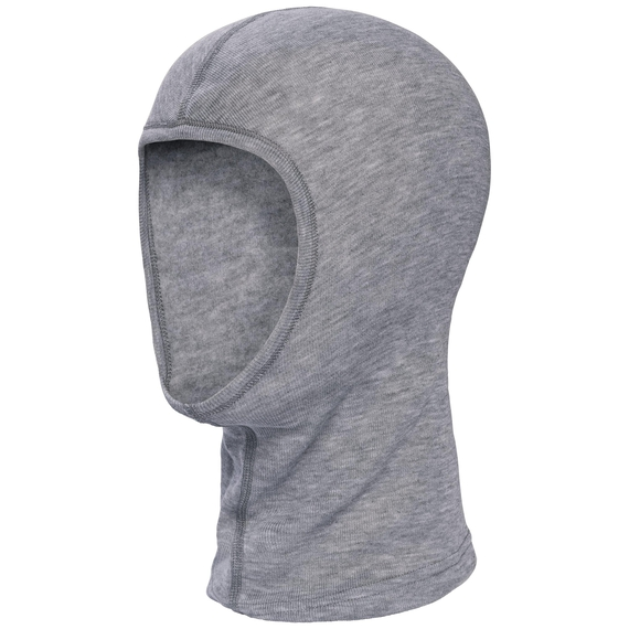 ORIGINALS WARM Gesichtsmaske, grey melange, large