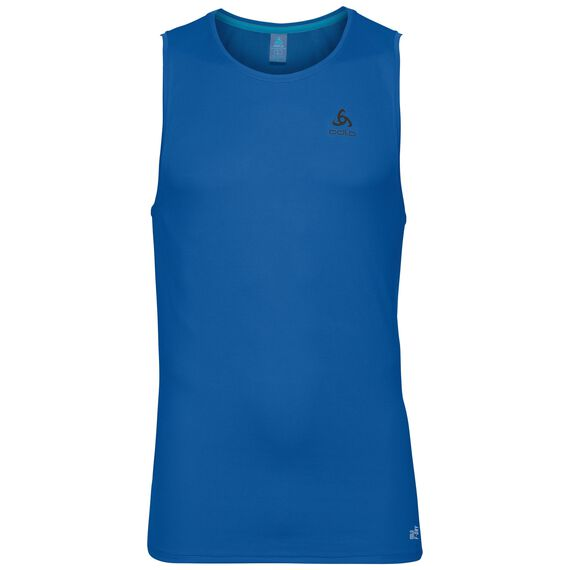 SUW TOP Crew neck Singlet ACTIVE F-DRY LIGHT, energy blue, large