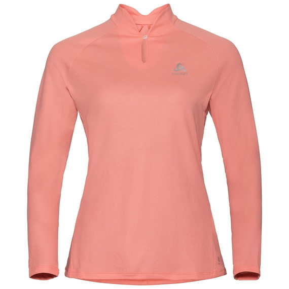 F-DRY Baselayer, coral haze, large