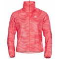 Women's ZEROWEIGHT AOP Jacket, siesta - graphic SS21, large