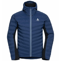 Men's SEVERIN COCOON Insulated Jacket, estate blue, large