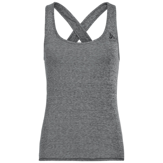 BL Top Crew neck Singlet MAIA EASE, odlo graphite melange, large