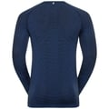 BL Top Crew neck l/s BLACKCOMB Light, diving navy - sodalite blue, large