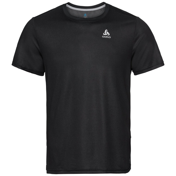 Herren F-DRY T-Shirt, black, large