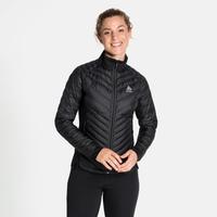 Geïsoleerde COCOON N-THERMIC LIGHT-jas voor dames, black, large
