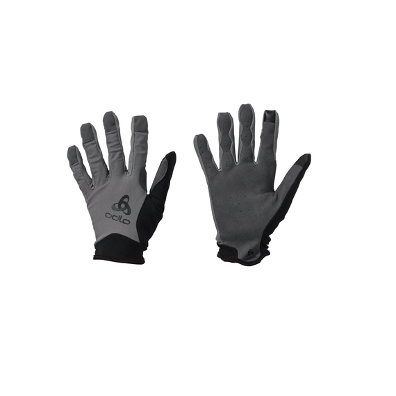ACTIVE OFFROAD FF Gloves, odlo steel grey, large