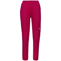 Pantaloni ZEROWEIGHT WINDPROOF WARM da donna, cerise, large