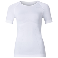 EVOLUTION LIGHT baselayer shirt, white, large