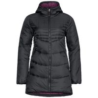 Parka COCOON S, black, large