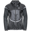 Women's ZEROWEIGHT PRO Jacket, odlo graphite grey, large