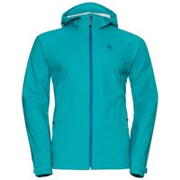 AEGIS Jacke, lake blue, large