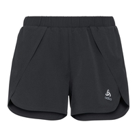 MAHA WOVEN X-short voor dames, black, large