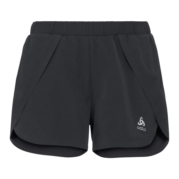 Women's MAHA WOVEN X Shorts, black, large