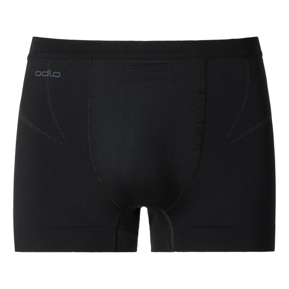 SUW Bottom PERFORMANCE LIGHT Boxershorts, black - odlo graphite grey, large