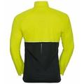 Veste de running ZEROWEIGHT PRO WARM pour homme, evening primrose - black, large