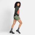 Damen HALDEN Shorts, matte green, large