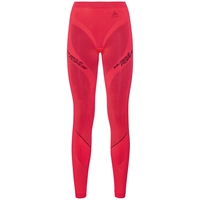 SUW Bottom PERFORMANCE MUSCLE FORCE Warm Laufhose, diva pink - odyssey gray, large