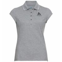 Polo s/s KUMANO Polo shirt - National Team, grey melange, large