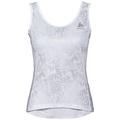 ZEROWEIGHT Radunterhemd, white - AOP SS19, large