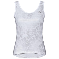 Singlet ZEROWEIGHT, white - AOP SS19, large