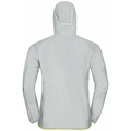 Men's FLI WINDPROOF DWR Jacket, odlo silver grey, large