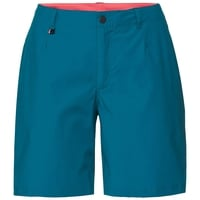CHEAKAMUS Shorts voor dames, crystal teal, large