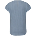 Basislaag Top k/m MILLENNIUM Linencool, faded denim melange, large