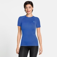 T-shirt technique PERFORMANCE LIGHT pour femme, amparo blue - marina, large