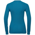 Women's ACTIVE WARM Long-Sleeve Base Layer Top, turkish tile, large
