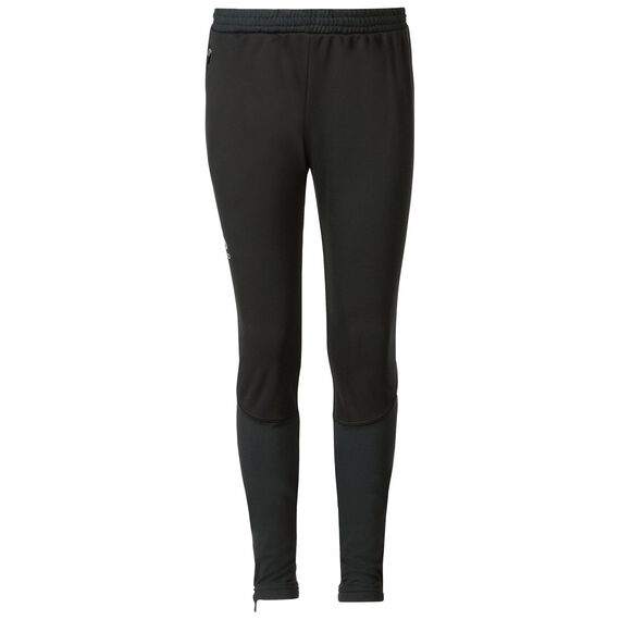 Cross-country pants STRYN Kids, black, large
