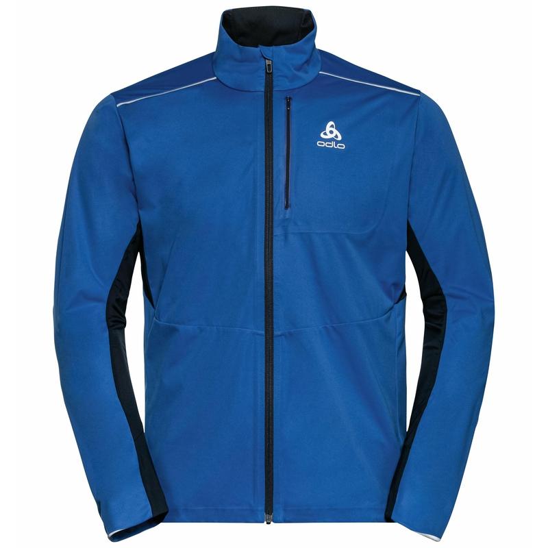 The Langnes jacket, nautical blue - dark sapphire, large